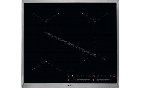 AEG IAE64411XB - Vue du dessus