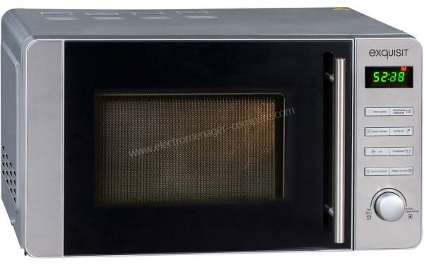 EXQUISIT MW8020H - Vue 3/4 gauche