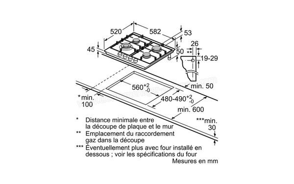 SIEMENS EC645HB90E (EC 645 HB 90 E), fiche technique, prix