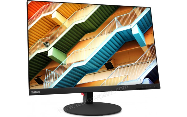 LENOVO ThinkVision T25m-10 - Vue 3/4 gauche