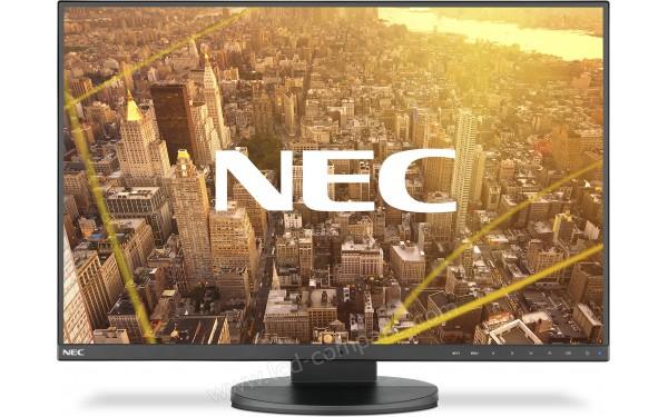 NEC MultiSync EA241F-BK - Vue de face